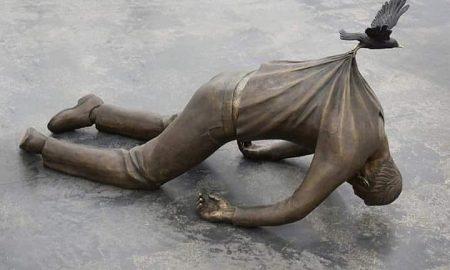 PREDIVNO Skulptura koja budi nadu: Duh Sveti vraća nas u život nakon svakoga pada