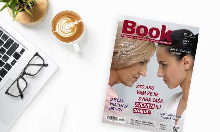 """BOŽIĆNI BROJ Evo što smo vam pripremili u novom """"Booku""""!"""