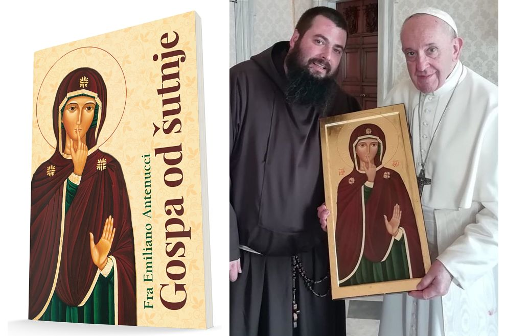 """NOVO """"Gospa od Šutnje"""" – knjiga duhovog sina Padra Pija u izdanju Figulusa!"""