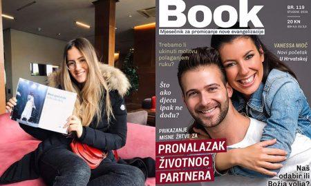 """Izdvajamo iz novog """"Booka"""": intervju s Vanessom Mioč!"""