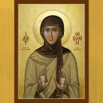 Sveta Gorgonija – dvaput je čudesno ozdravila; utječu joj se oni koji boluju od tjelesnih i duševnih bolesti