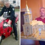 OVO DO SADA VJEROJATNO NISTE VIDJELI Razgovarali smo s Božom Begovićem, policijskim inspektorom koji izrađuje jaslice i makete crkava od – šibica!