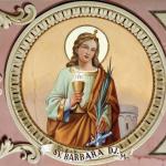 Sveta Barbara – otac joj je odrubio glavu, ukazala se poljskom svecu u pratnji dvaju anđela…