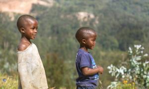 ŽIVE U SIROMAŠTVU, A TOLIKO SU RADOSNI Ono što je doživio u Ruandi, ovaj će fotograf pamtiti zauvijek