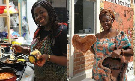 Jeste li čuli za 'Mamu Veek'? Ova Nigerijka svakoga dana besplatno hrani oko 200 ljudi u centru Zagreba!