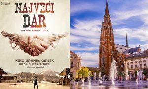"""Film """"Najveći dar"""" pogledajte i u Osijeku!"""