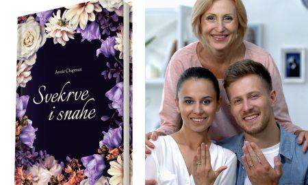 SVEKRVE I SNAHE Nova knjiga koja će vam pomoći u izgradnji jednog od složenijih ljudskih odnosa
