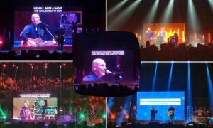 FOTO Donosimo fotografije sa sinoćnjeg slavljeničkog koncerta u Lisinskom. Pogledajte kako je bilo!