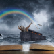 Kada promatram svjetska zbivanja, čini mi se kao da proživljavamo ponovno veliki potop. Noina arka nam je Sveta Misa
