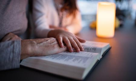Molitva otkriva stvari koje inače ne bismo doznali jedni o drugima