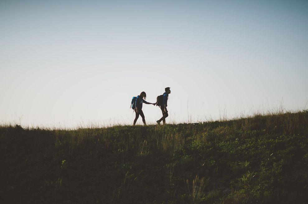 OHRABRENJE Samo hodaj, ne boj se