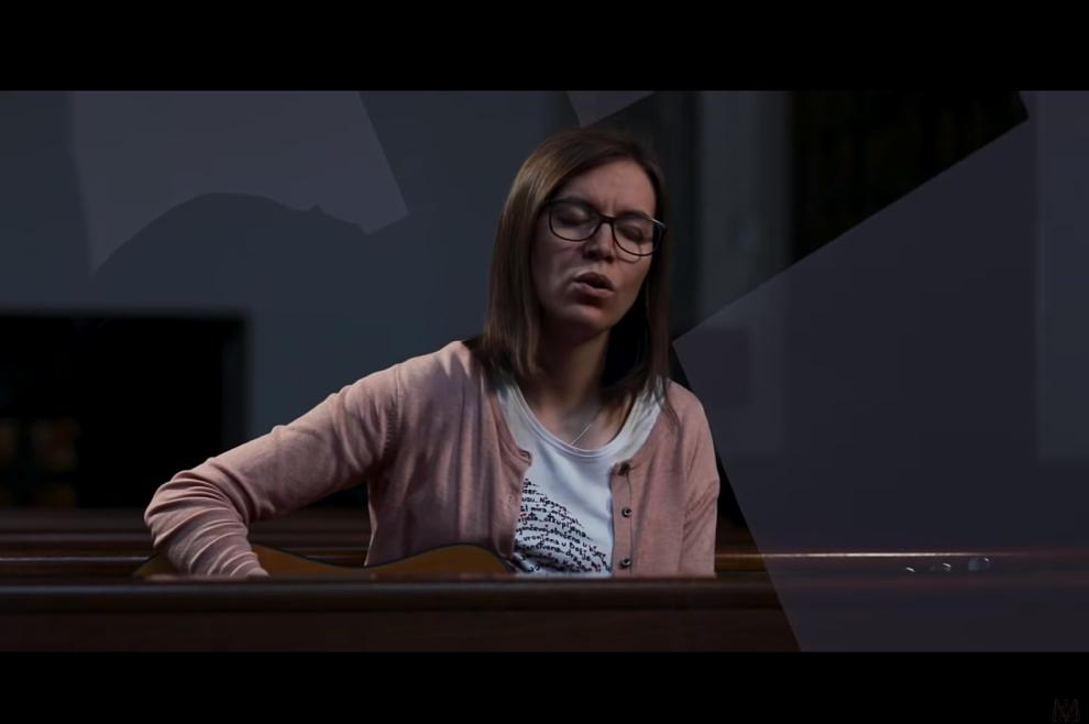 """VIDEO Pjesma nastala iz razmatranja Kristove muke: """"Tu noć…"""""""
