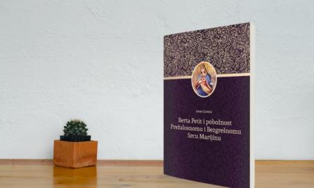 NOVA KNJIGA! Pater Marko o Berti: Silno me dirnuo njezin život, patnja i misija
