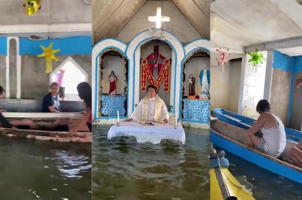 VIDEO Pogledajte kako je izgledalo slavlje Svete Mise u ...