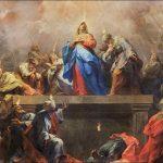 BLAGDAN DUHA SVETOGA Isus poznatoj mističarki pokazao kako je izgledala prva Pedesetnica!