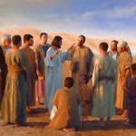 """Isus pojašnjava što znači: """"Tko ljubi oca ili majku više nego mene, nije mene dostojan…"""""""