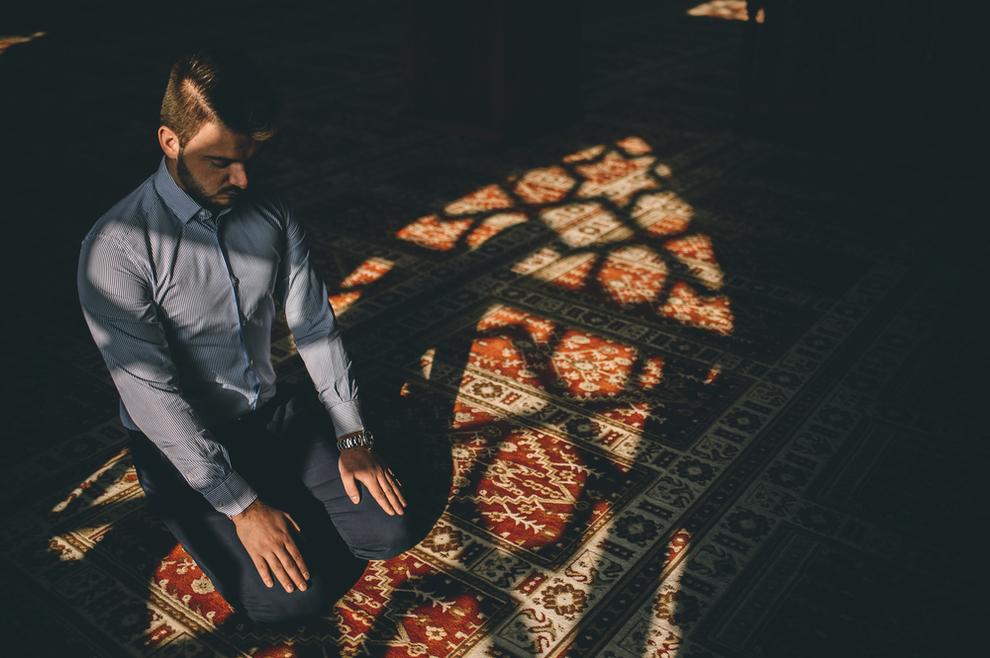 Cijelim svojim bićem nadao sam se da će se Allah objaviti kao Bog islama. Cijena bi inače bila previsoka
