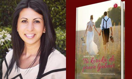Autorica nove knjige o vezama i hodanju čitateljima u Hrvatskoj: 'Molit ću se da vas ova knjiga potakne na izazov i promjenu'