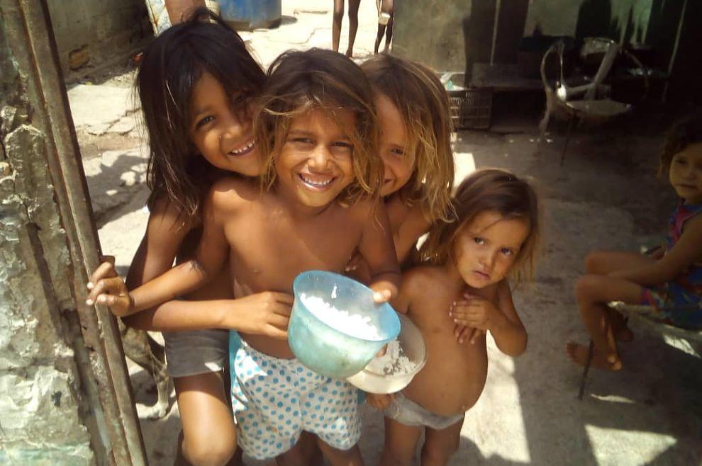 """IZVJEŠĆE """"ZDENCA"""" Zahvaljujući svim dobročiniteljima, osigurano je 550 dnevnih obroka i voda za potrebite u Venezueli do kraja godine!"""