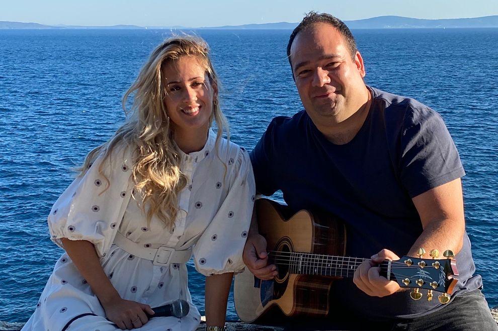 "VIDEO Vanessa Mioč i Andrej Grozdanov sudjelovali na najvećem koncertu duhovne glazbe u Europi. Poslušajte njihovu izvedbu pjesme ""Vjerujem"""