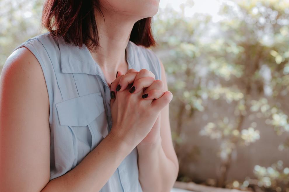 Neka tvoja molitva bude jednostavna