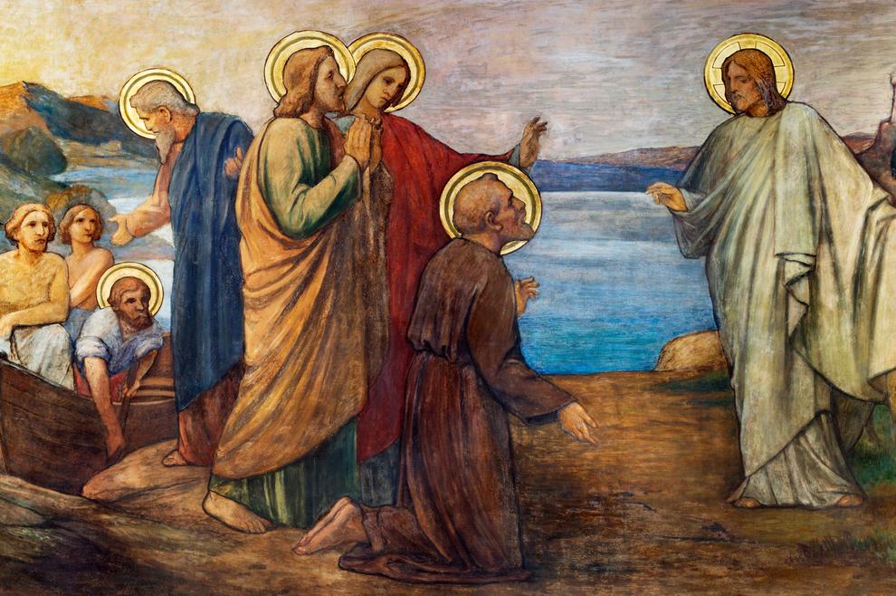 VIĐENJE TALIJANSKE MISTIČARKE Isus objašnjava zašto je Petar 'stijena' na kojoj će sagraditi Crkvu