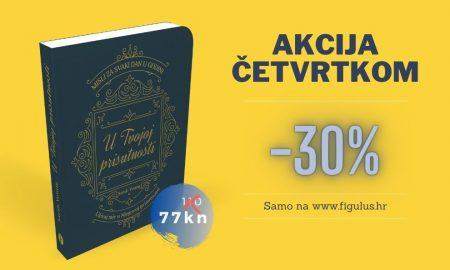 """OVOGA ČETVRTKA Knjiga """"U Tvojoj prisutnosti"""" (muška verzija) snižena 30%!"""