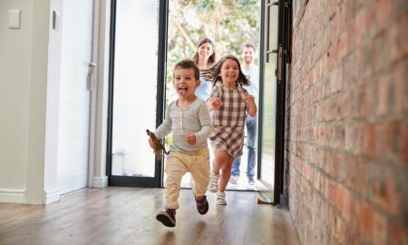 Zašto je za svaku obitelj dobro da ponekad ostane kod kuće