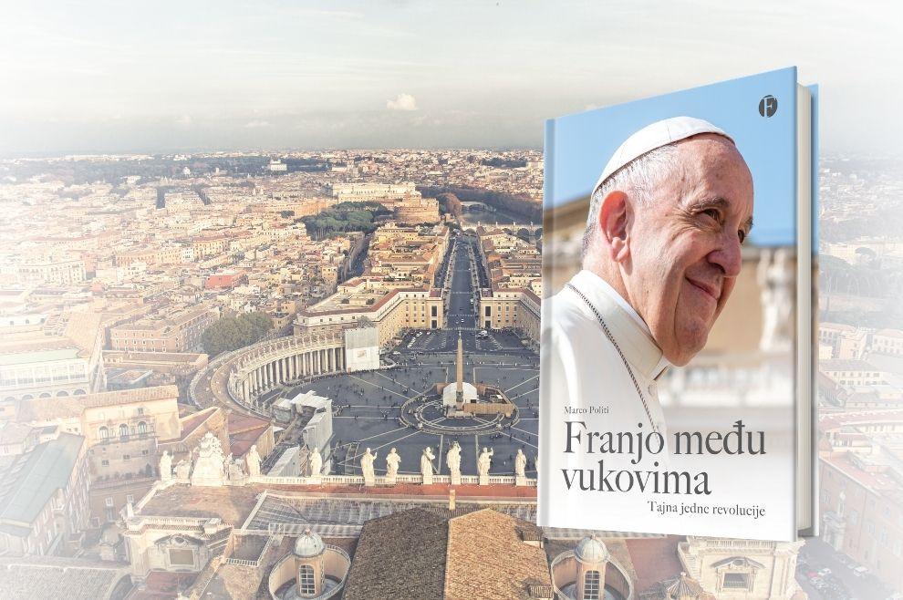 Uskoro u izdanju Figulusa izlazi knjiga Marca Politija – 'Franjo među vukovima. Tajna jedne revolucije'. Evo zašto biste ju trebali pročitati
