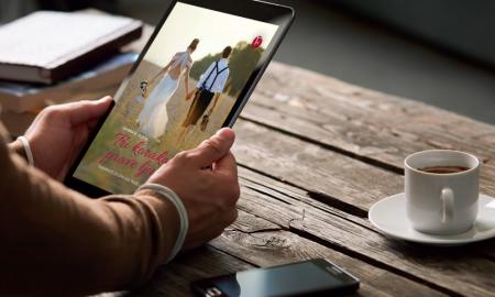 """NOVO! Knjigu """"Tri koraka do prave ljubavi"""" sada možete pronaći i u elektroničkom izdanju!"""
