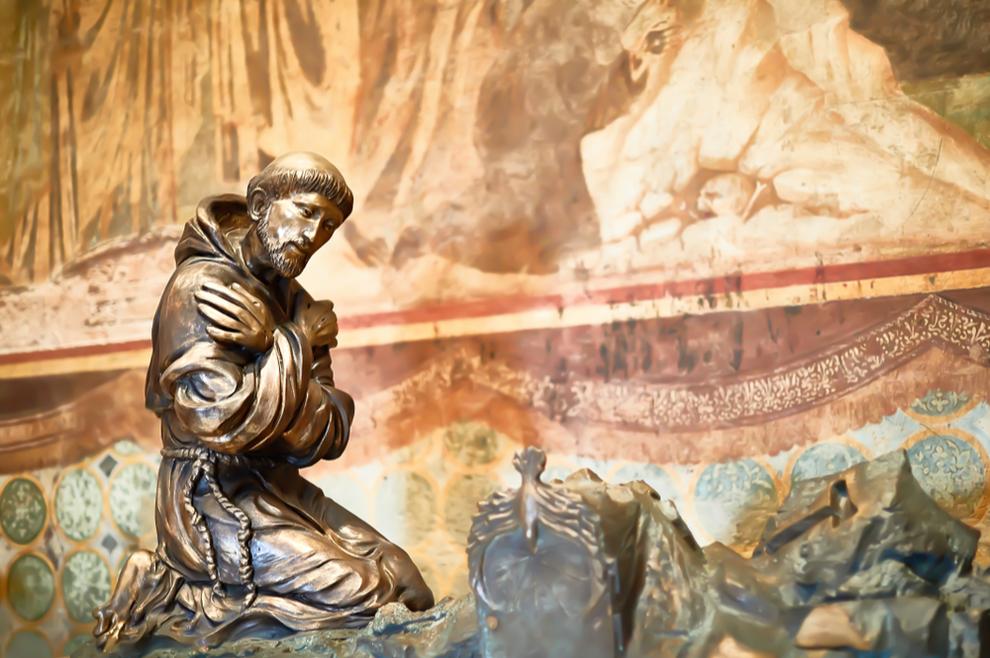 O. Lorenzo: Gospodin je, u ovo zadnje vrijeme, u Crkvi podigao drugoga Franju