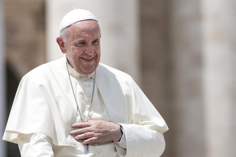 VIDEO Evo što je Papa mislio kada je rekao da homoseksualne osobe trebaju biti dijelom obitelji