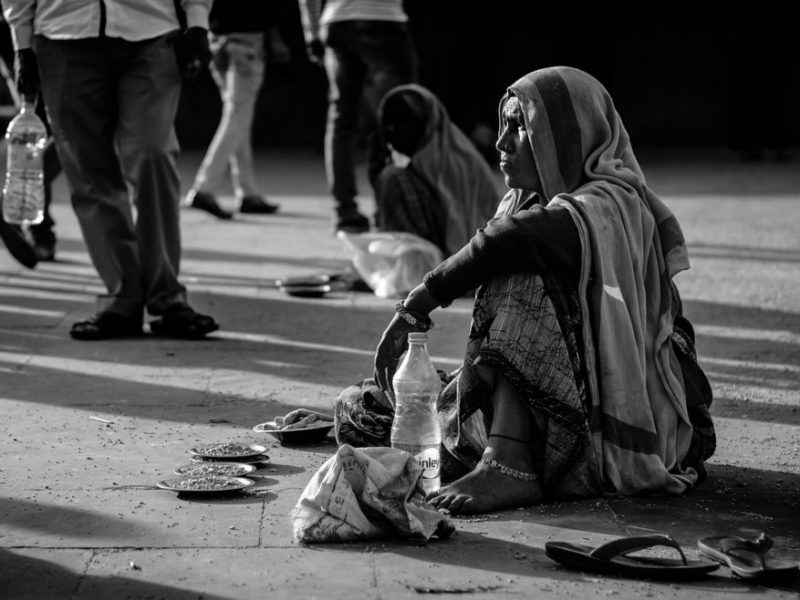 beskućnik, prosjak