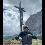 """VIDEO Stjepan Hauser: """"Visoko u planinama, bliže Bogu, molim za cijeli svijet"""""""