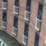 VIDEO Kakva predivna zahvala momčadi hotelskom osoblju nakon dvotjedne karantene