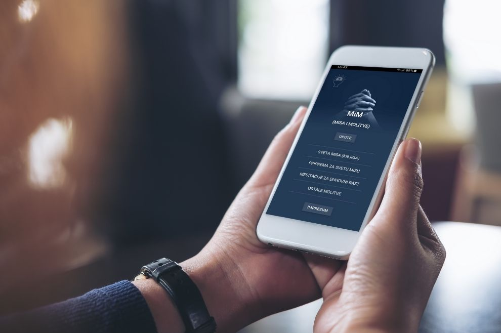 NOVO Aplikacija 'Misa i molitve' (za iPhone) i 'MiM' (za androide)