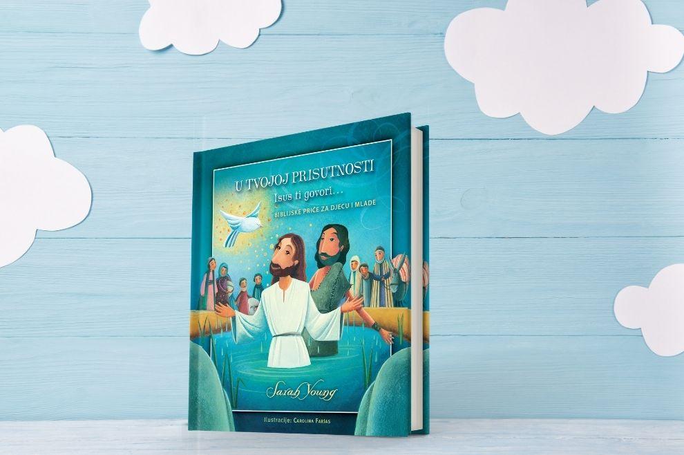 NOVO! Biblijske priče za djecu i mlade