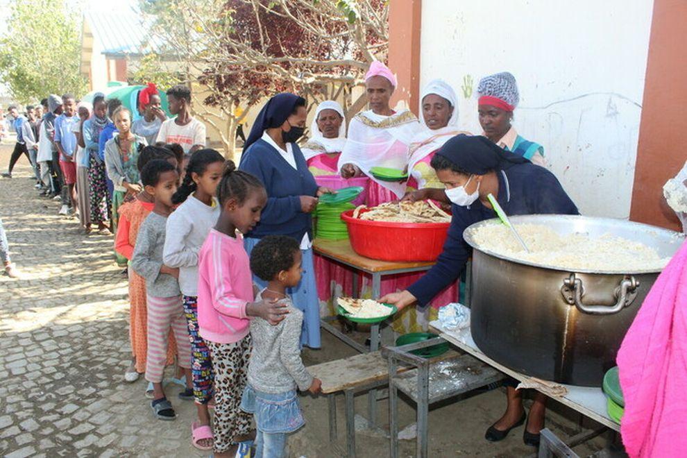 Humanitarna kriza u Etiopiji tri je puta snažnija od gladi 1980-ih