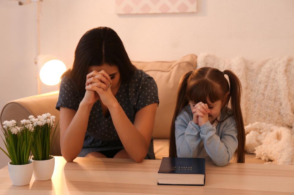 Moćna molitva za vlastito dijete