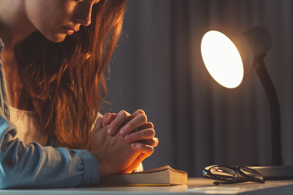 Molitva prije odlaska na počinak