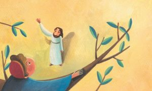 ISUS: Umjesto da pokazuješ na grijehe drugih, govori im o meni