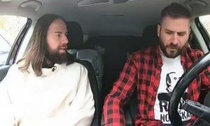 Vožnja s Isusom