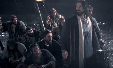 VIĐENJE TALIJANSKE MISTIČARKE Isus utišava oluju na moru