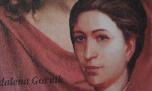 Katarina 8 godina nije mogla primiti svete sakramente; došla je slovenskoj mističarki uvjerena da će ju njezina molitva osloboditi