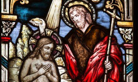 Pater Pelanowski o Ivanu Krstitelju