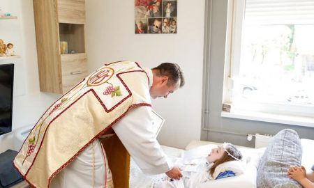 Dirljivo svjedočanstvo: djevojčica Tamara preminula nakon što je prvi puta primila Isusa u svoje srce