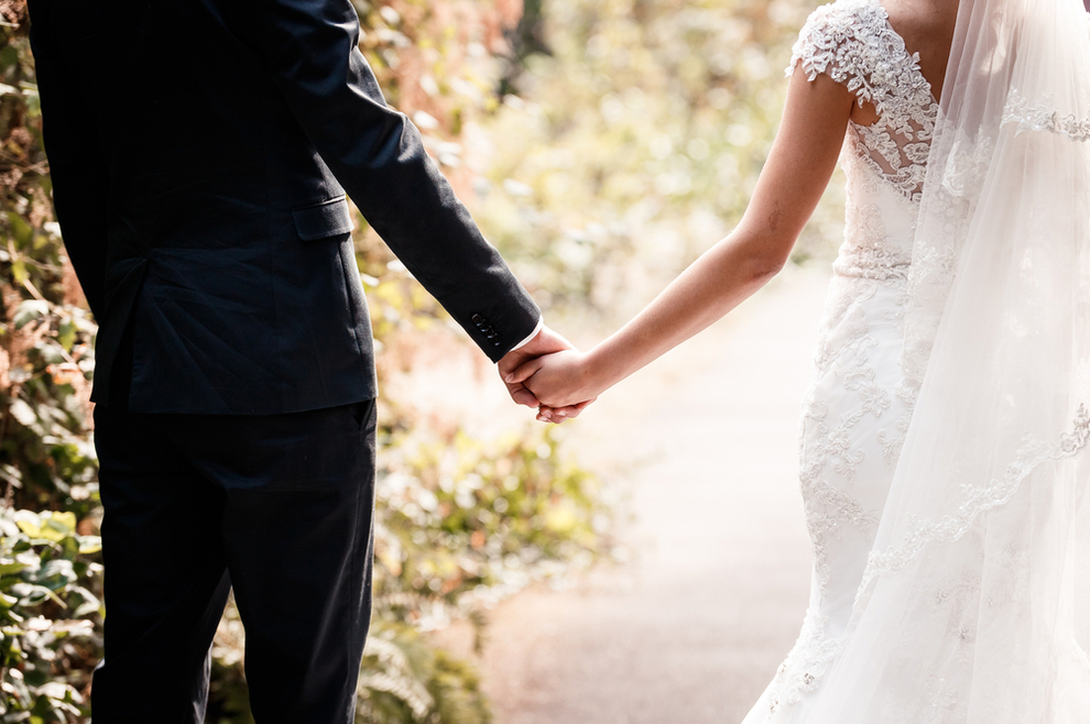 Samo četiri mjeseca poslije, ja sam se udala…