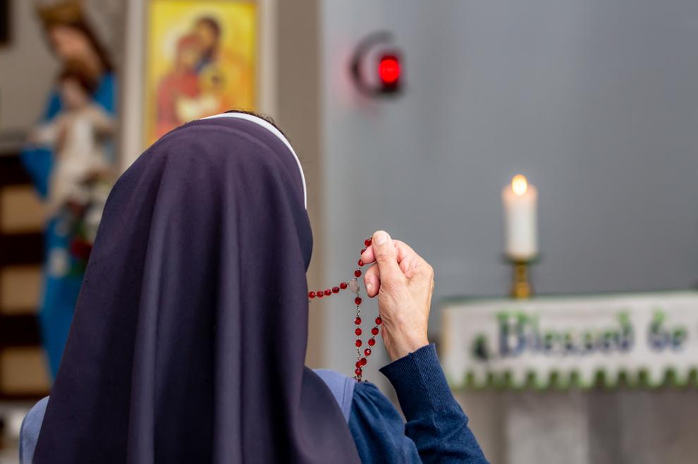 Nakon teške prometne nesreće koju je doživjela, redovnica je čula pitanje…