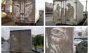 Umjetnost na prašnjavim vozilima