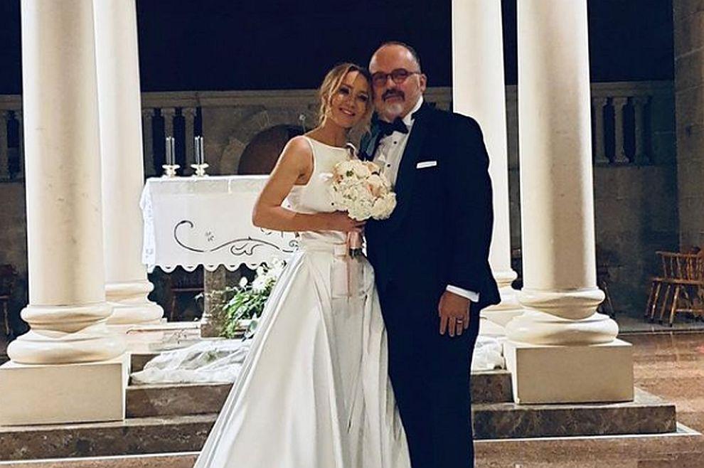 Toni i Dubravka crkveno vjenčanje